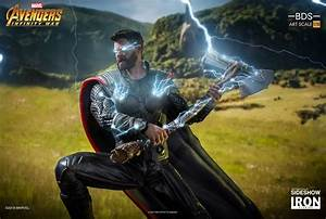 Marvel Thor Statue by Iron Studios | Sideshow Collectibles