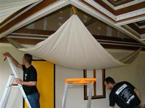 prix d un plafond tendu prix isolation