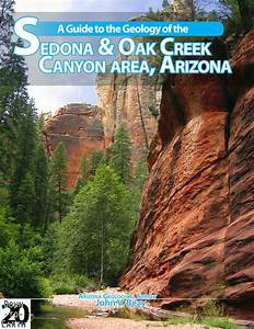 Arizona Geology  New Popular Guide On Sedona Geology