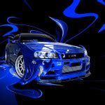 Honda Supra Gtr 150 4k Wallpapers by 4k Nissan Skyline Gtr R34 Jdm Back Abstract Car 2014 El Tony