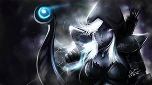 Dota 2 Wallpapers Dota 2 Fan Art Drow Ranger By