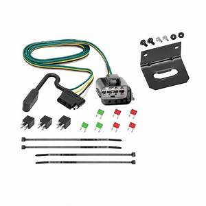 Trailer Wiring And Bracket For 2018 Traverse Limited 13