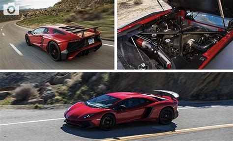 2019 Lamborghini Aventador Lp7504 Superveloce Review