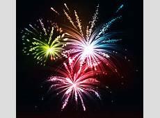 Cartoon festival fireworks vector free vector download