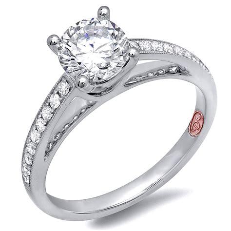 look glamorous with bridal rings styleskier