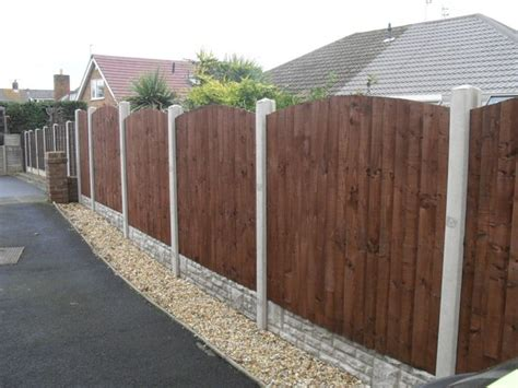 8 Best Concrete Fence Posts Are Not Always Boring! Images