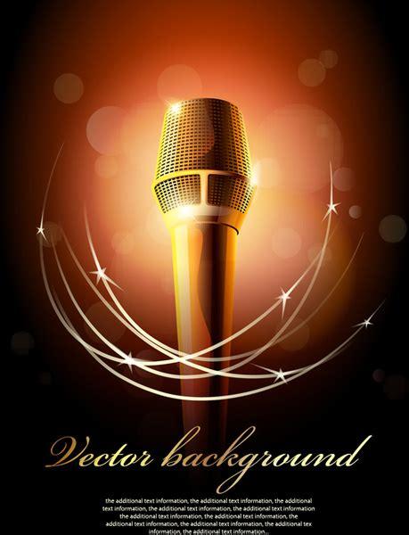 singing karaoke  vector    vector