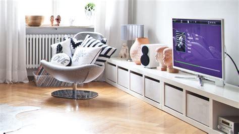 Lade Per Controsoffitto by Meuble Tv Pour Votre 233 Quipement High Tech Westwing