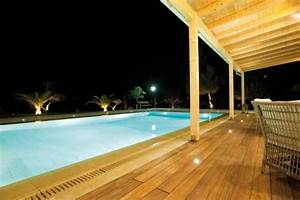 Eclairage Terrasse Piscine : eclairage piscine luminaires ext rieurs bel lighting ~ Preciouscoupons.com Idées de Décoration