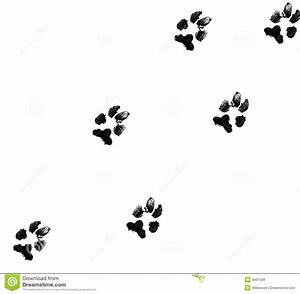 Dog Paw Print Trail | www.pixshark.com - Images Galleries ...