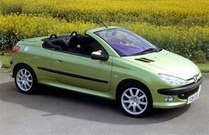 Peugeot 206 Cc : peugeot 206 coup cabriolet review 2001 2007 parkers ~ Medecine-chirurgie-esthetiques.com Avis de Voitures