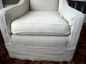 How to make arm chair slipcovers for less than 30 how for Diy armchair covers