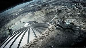 How 3D Printers Could Build Futuristic Moon Colony ...