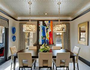 Different, Types, Of, Decorative, Ceilings, And, How, They, Transform, Rooms