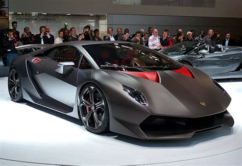 lamborghini sesto elemento specifications photo