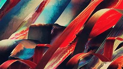 Abstract Dark Paint Olsson Desktop Hampus Pattern