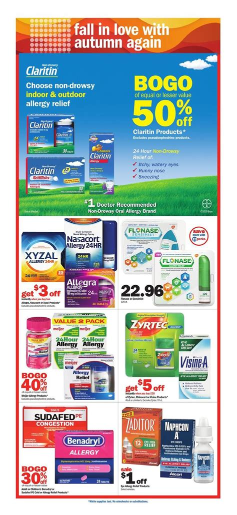 meijer weekly ad oct