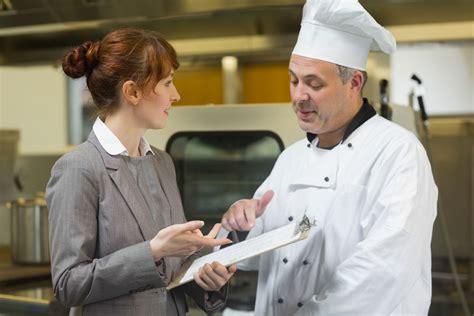 fiche de poste chef de partie cuisine manager en restauration salaire études rôle compétences regionsjob