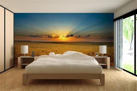 papier peint trompe l oeil chambre tapisserie chambre izoa