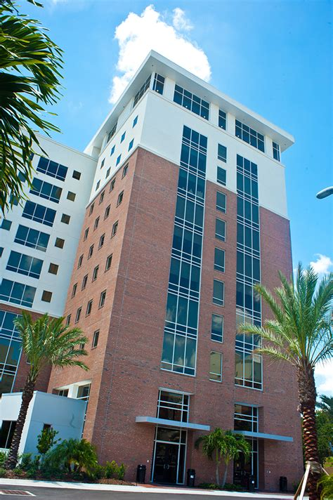 university  tampa residence life residence halls