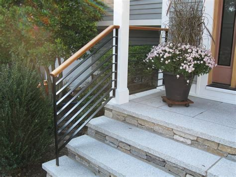 Outdoor Wrought Iron Stair Railing Indoor Kits Lowes Kit