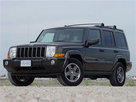 used jeep commander used vehicle review jeep commander 2006 2010 page 2 of