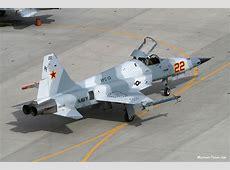 Northrop F5E Tiger II Lightweight Tactical Fighter