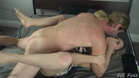 Dad Pole And Makes Him Sperm