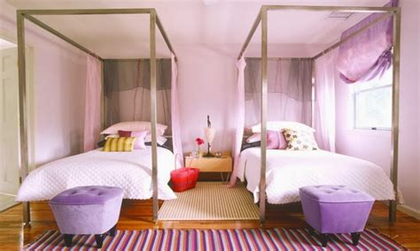 Pink And Purple Bedroom Ideas, Royal Purple Room Elegant