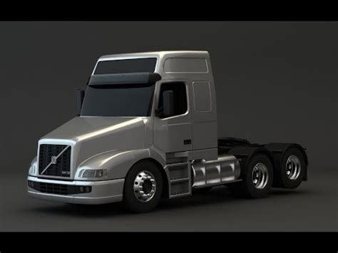 volvo nh  top ets  youtube
