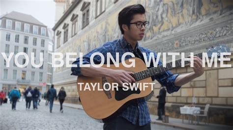 You Belong With Me - Taylor Swift | Fingerstyle Guitar ...