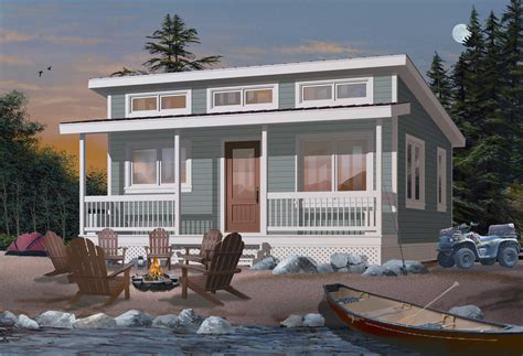 small vacation home plans tiny house home design