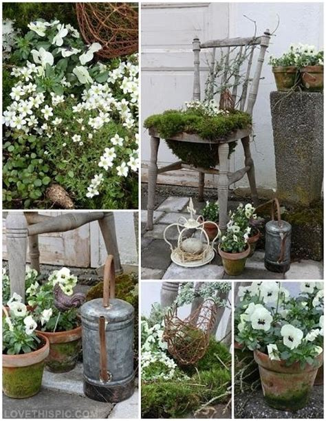 Garden Crafts Pictures, Photos, And Images For Facebook