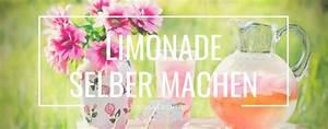 Brotbackautomat Ohne Loch : limonade selber machen einfach und lecker ~ Frokenaadalensverden.com Haus und Dekorationen