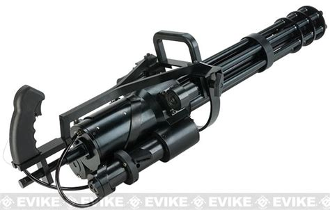 Classic Army Vulcan M134-a2 Gatling Airsoft Minigun (550