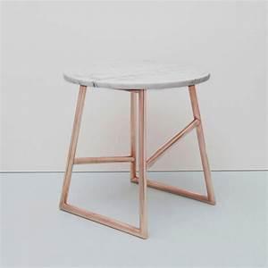 Table Basse Cuivre Rose : cuivre milk decoration ~ Melissatoandfro.com Idées de Décoration