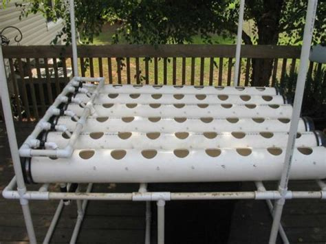 How To Assemble A Homemade Hydroponic System  Howtos Diy