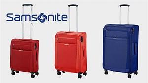 Kleine Koffer Trolleys Günstig : samsonite dynamo 4 rollen trolley koffer youtube ~ Jslefanu.com Haus und Dekorationen