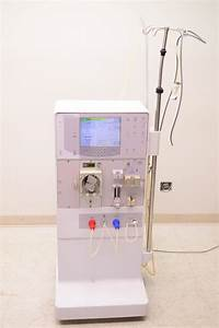 Fresenius 2008k Dialysis Machine System Hemodialysis  Read Description