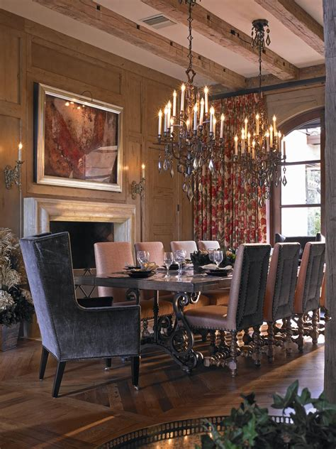 Dining Rooms by Rustic Dining Room Photos Hgtv