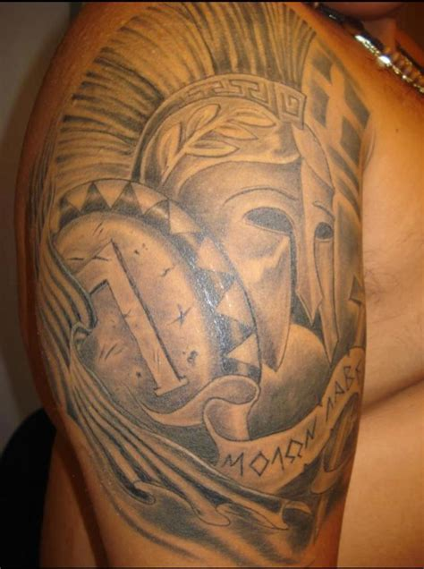 hellenic tattoos greek american girl
