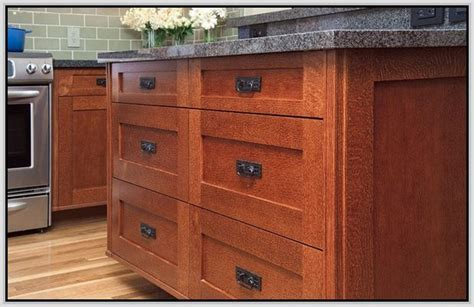Hickory Shaker Style Kitchen Cabinets   Kitchens