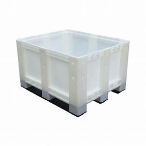Caisse Plastique Tiroir : caisse palette pehd ~ Edinachiropracticcenter.com Idées de Décoration