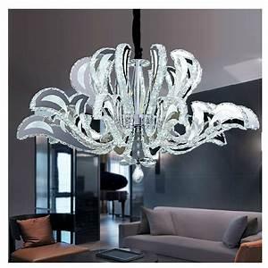 Lustre Pour Salon : lustre salon pas cher latest luminaire suspension led pas ~ Premium-room.com Idées de Décoration