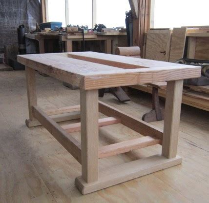 wood workbench plans windysoj