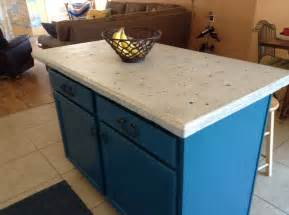 kitchen island sizes how to using recycled glass aggregates directcolors