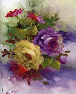 beautiful roses by Gary Jenkins | Painting Roses ...