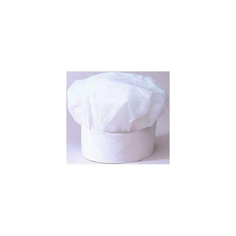 chapeau de cuisine chapeau de chef cuisinier en papier la boîte à nanny