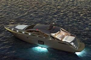 PERSHING 70 - Ita Yachts Canada - Ita Yachts Canada