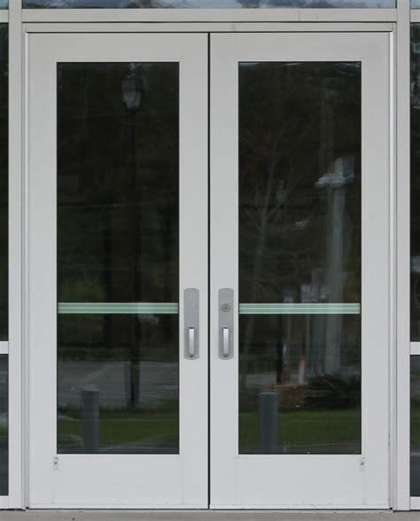 parker commercial aluminum glass entry doors call